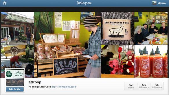 Please follow us on Instagram!